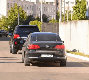 ЗМІ помітили Авакова на новому бронеджипі за 4,5 млн грн