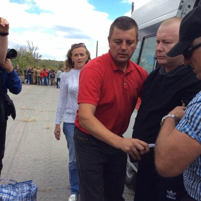 Українців Жемчугова і Супруна звільнили з полону терористів