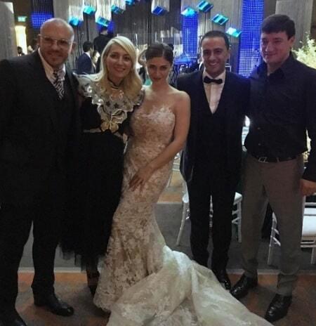 Дочка екс-регіонала влаштувала розкішне весілля в Києві