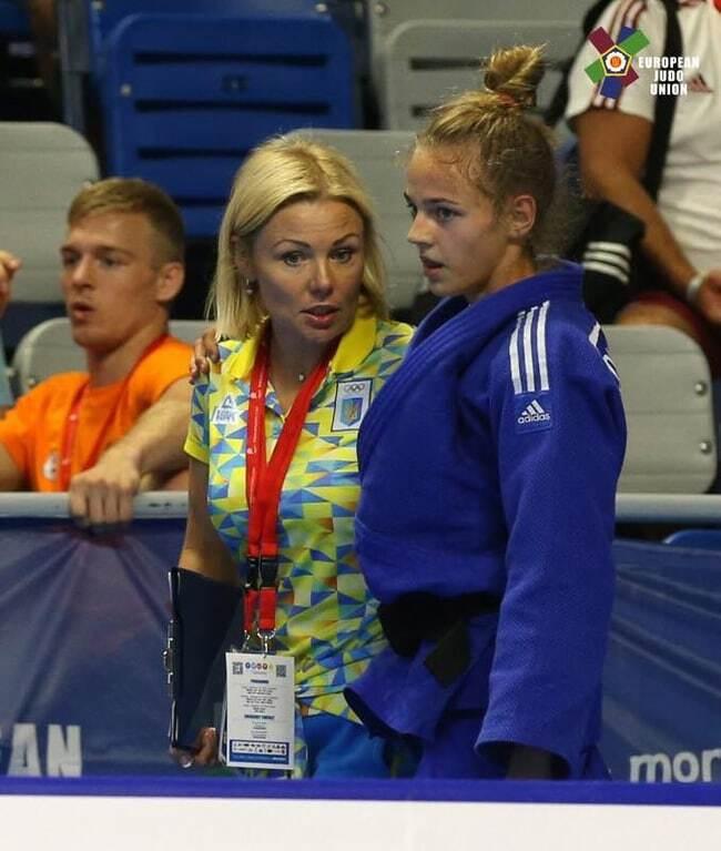 Українська дзюдоїстка-вундеркінд виграла чемпіонат Європи, здолавши росіянку