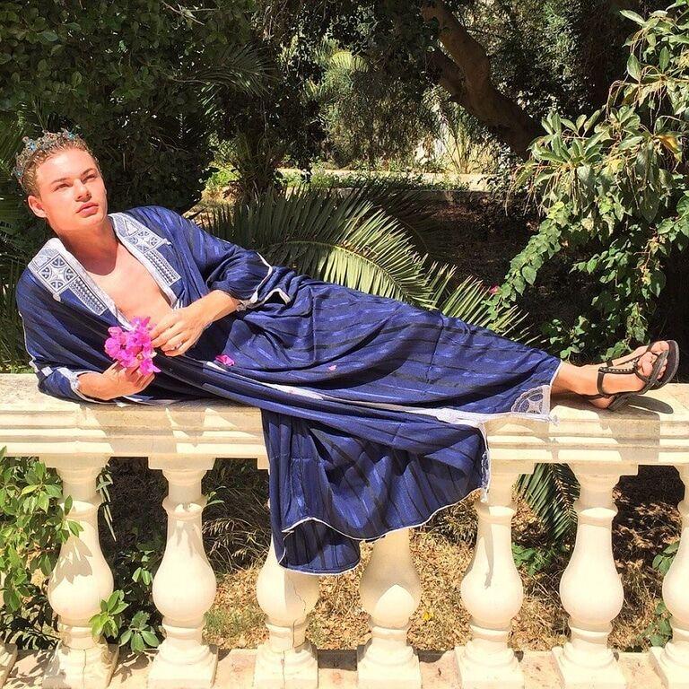 Двойник Леонардо ДиКаприо из России показал обнаженное фото с отдыха