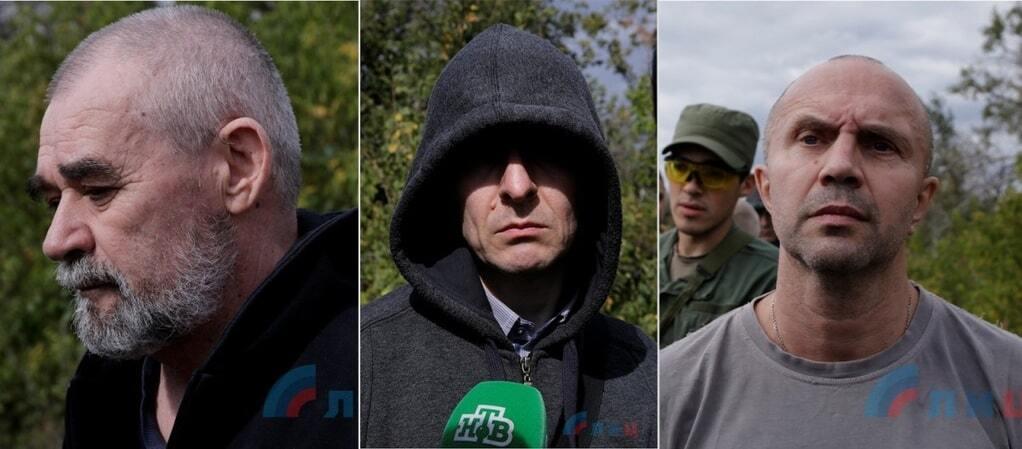 Полковник и СБУшник: СМИ показали предателей, которых обменяли на Жемчугова и Супруна