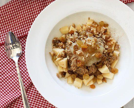 10 осенних рецептов с яблочками. Изображение номер 2