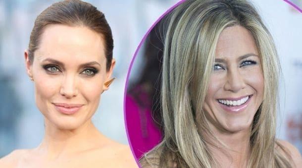 Дженнифер торжествует: соцсети отреагировали смешными гифками на развод Джоли и Питта