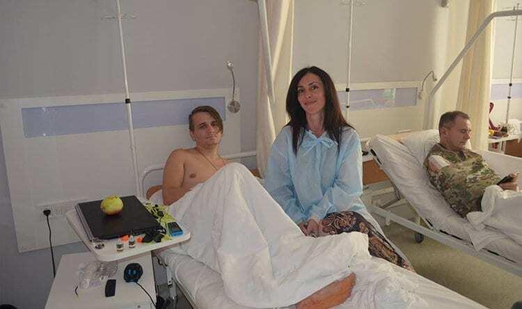 Українські лікарі виростили 15 см кістки, щоб врятувати бійця АТО від інвалідності