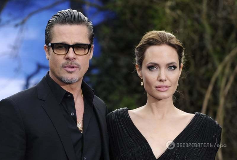 Сім'я Джолі і Пітта потрапила в пекло: 5 причин краху ідеального шлюбу