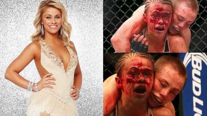 Блогеры шокировали фотографиями девушек после боев в ММА