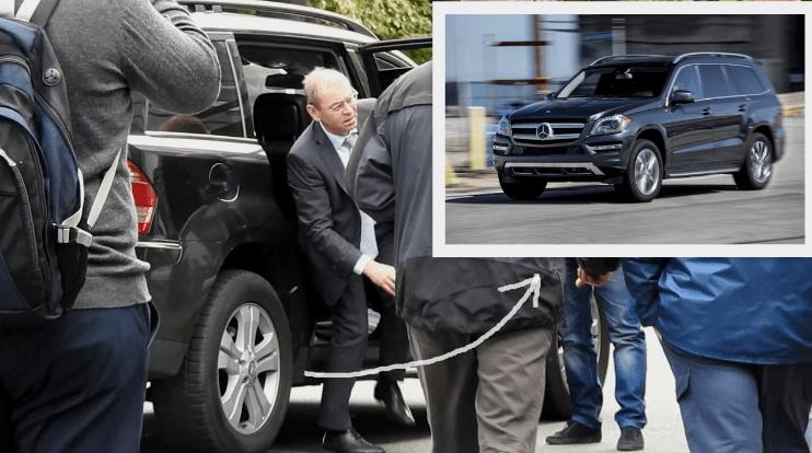 СМИ: у Пашинского появился Mercedes за 3,5 млн грн