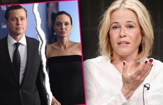 """""""Брэд, ты женился на лунатичке"""": подруга Энистон высмеяла Джоли"""