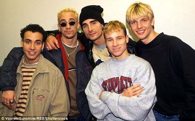 Backstreet Boys возвращаются: поп-группа готовит грандиозное шоу в Лас-Вегасе