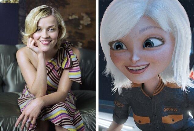 Как Джоли стала тигрицей, а Тимберлейк - принцем: 8 неожиданных прототипов героев Disney