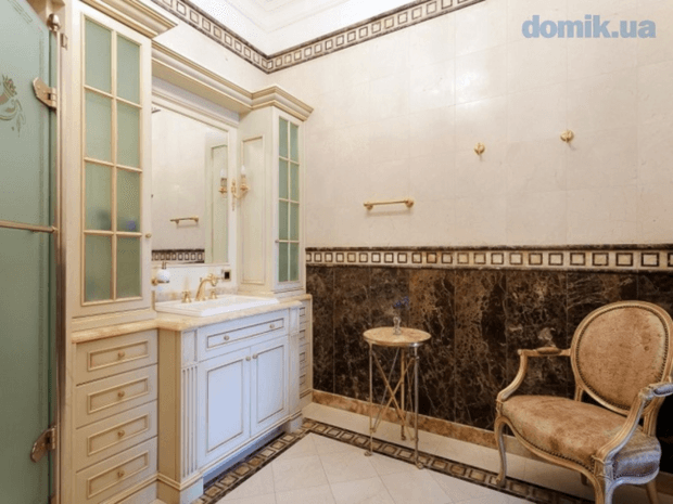 Риэлторы показали топ-3 самых дорогих квартир Киева: фоторепортаж