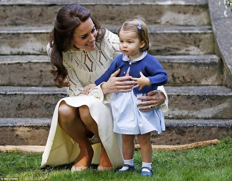 Принц Джордж і принцеса Шарлотта зачарували всіх на дитячій вечірці в Канаді