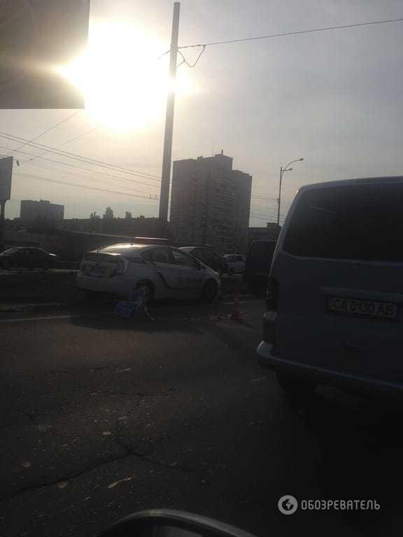Карма настигла: в Киеве вооруженный вор погиб после совершенной кражи