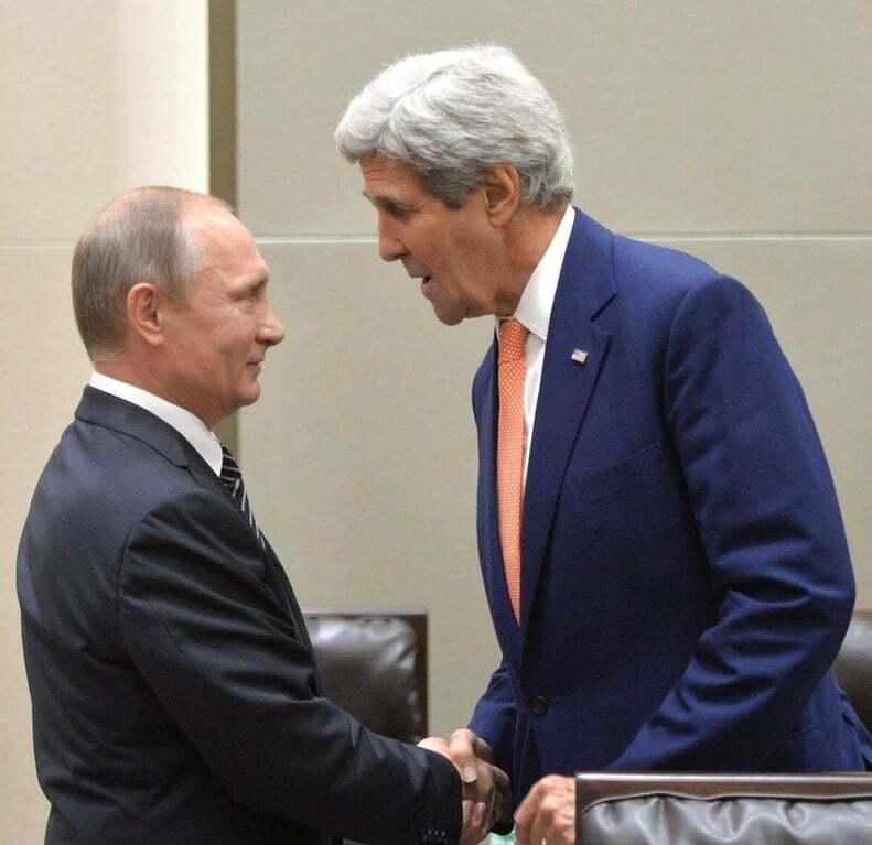 Эта улыбка! В сети сравнили Обаму и Путина на встрече в Китае