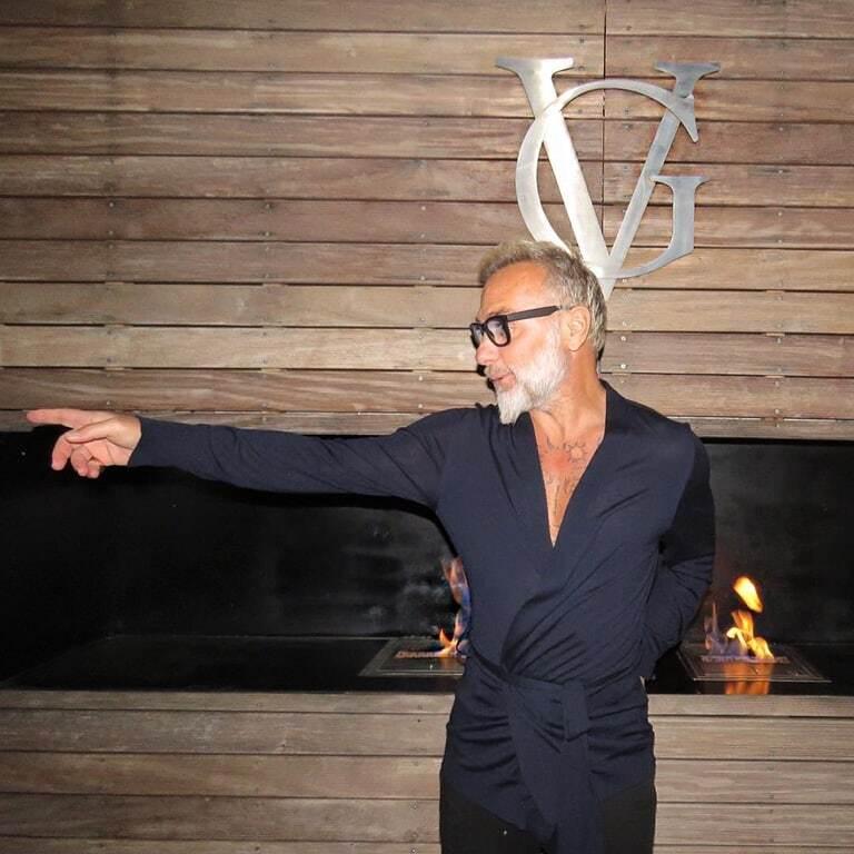 Итальянский миллионер Джанлука Вакки показал свой первый танец