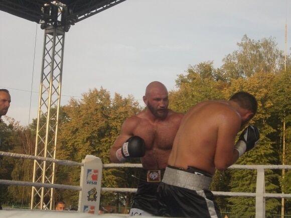 Український боксер завоював титул чемпіона Європи, нокаутувавши суперника