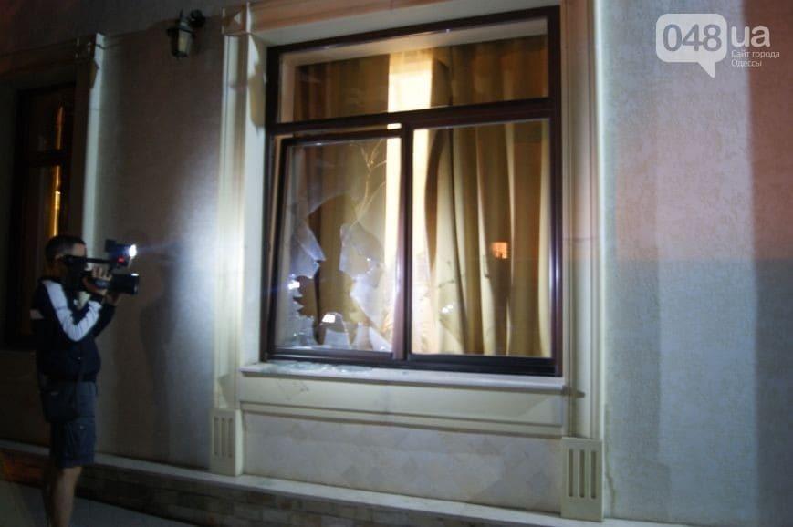 Захоплення готелю в Одесі: у мережі показали наслідки стрілянини