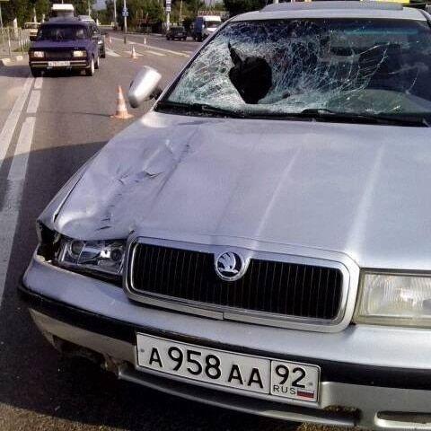 У Криму російський військовий збив на смерть місцевого жителя