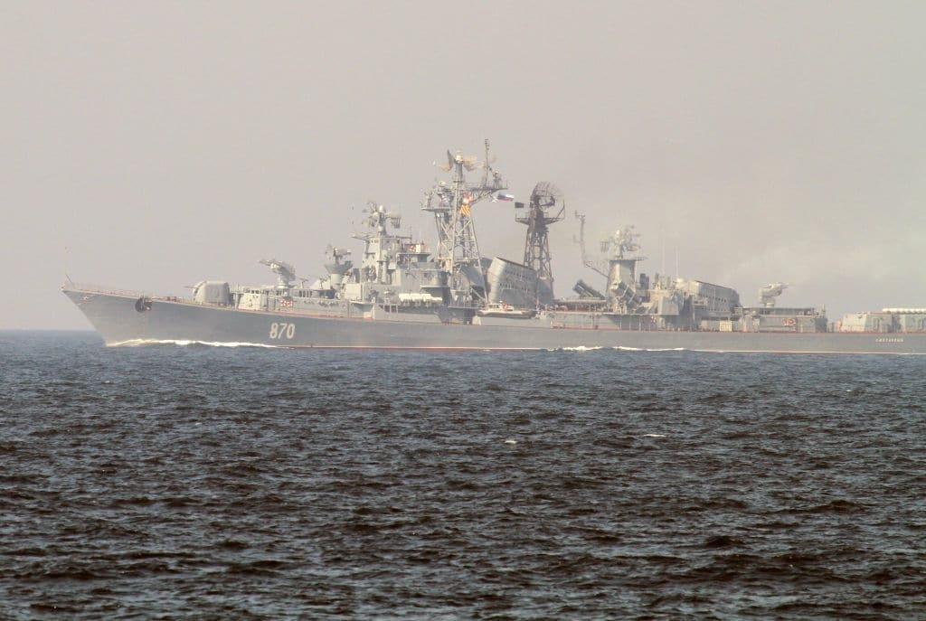 РФ применила бомбардировщик, чтобы скрыть воровство украинского газа