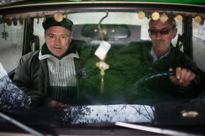 """Украина отправит на """"Оскар"""" фильм о """"шерифах"""" с юго-востока"""