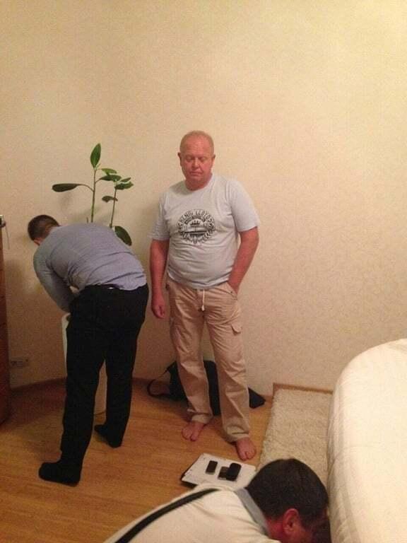Полиция и ГПУ задержали на взятке замглавы Киевской ОГА