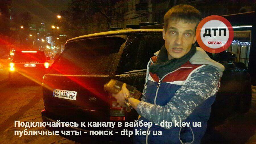 """""""Генералам на Range Rover можно все"""": в элитном ресторане Киева напали на гражданина США"""