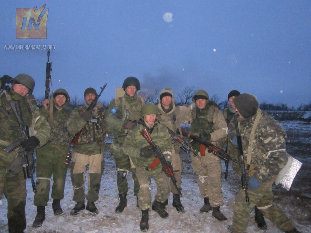 Волонтери ідентифікували росіян, які стратили на Донбасі українських військових