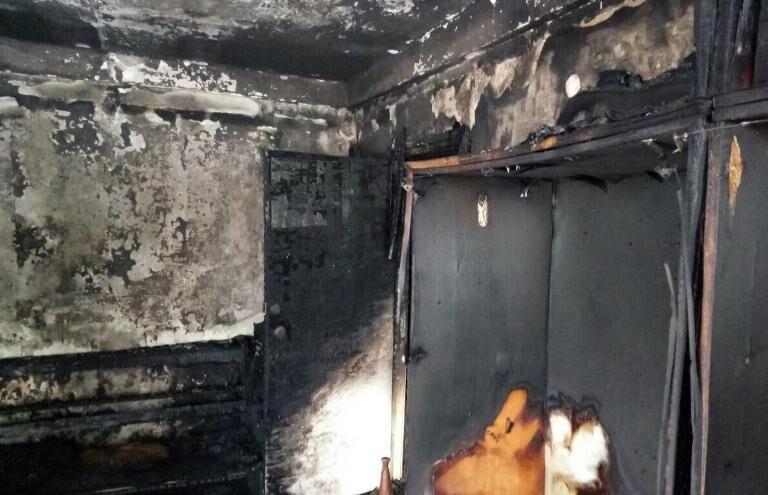 В Киеве из-за сигареты произошел смертельный пожар