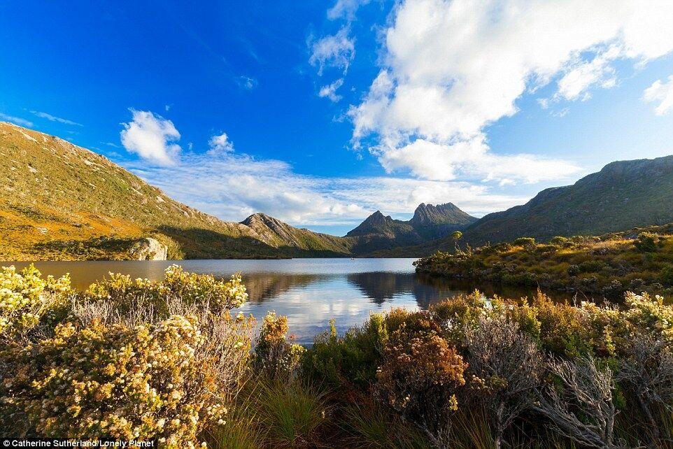 В январе — в Тасманию: названы лучшие места для путешествий на каждый месяц