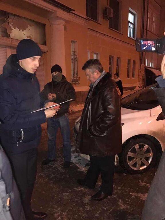 Вимагав $16 тис. хабара: у Києві затриманий суддя