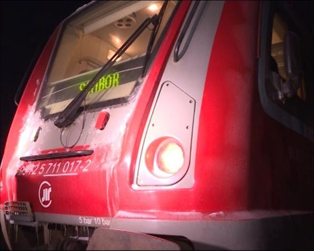В Сербии столкнулись грузовой и пассажирский поезда: появились первые фото