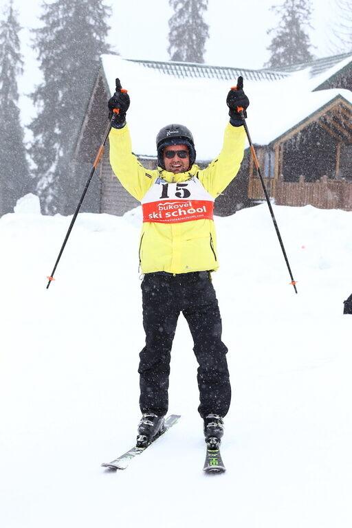Winter Celebrities games: стало известно, кто из украинских звезд лучше катается на лыжах