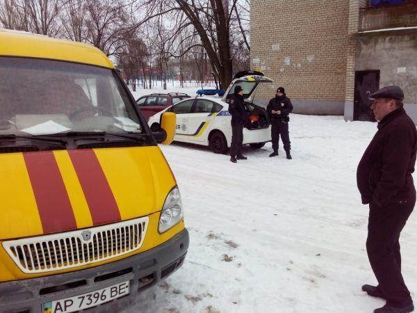 """Пьяный работник """"Запорожгаза"""" взволновал горожан"""
