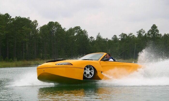 Автомобиль Hydra Spyder.