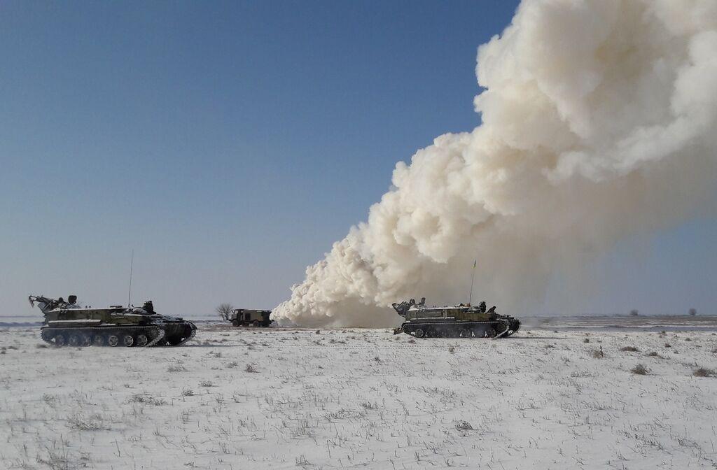 Біля окупованого Криму: в українській армії розповіли про ракетні навчання