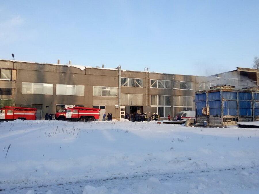 Вибух на київському заводі: стали відомі подробиці