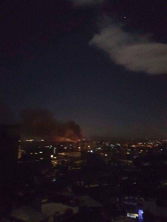 Вопиющее ракетное нападение: Сирия разразилась серьезным обвинением в адрес Израиля