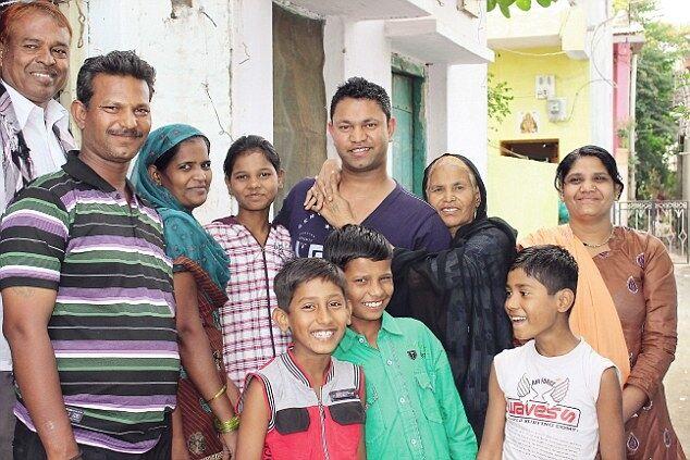 Парень из Индии спустя 25 лет смог найти свой родной дом благодаря Google Earth