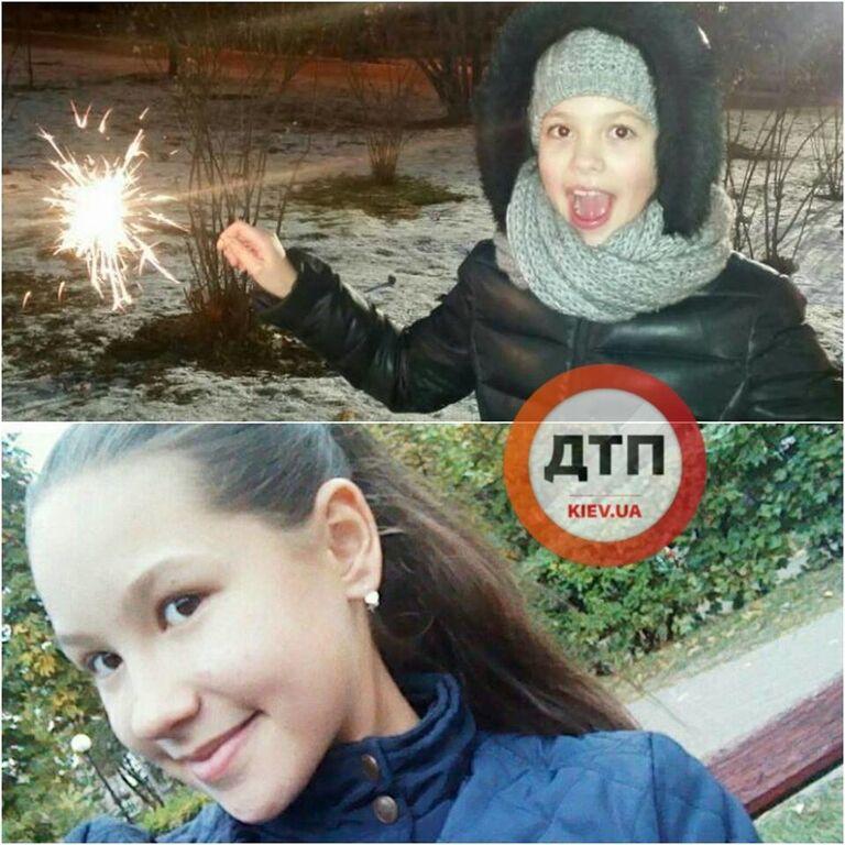 Знайшлися: в Києві цілий день шукали 11-річних дівчаток