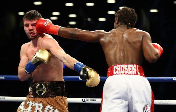Непобедимый украинский боксер потерпел сенсационное поражение в США