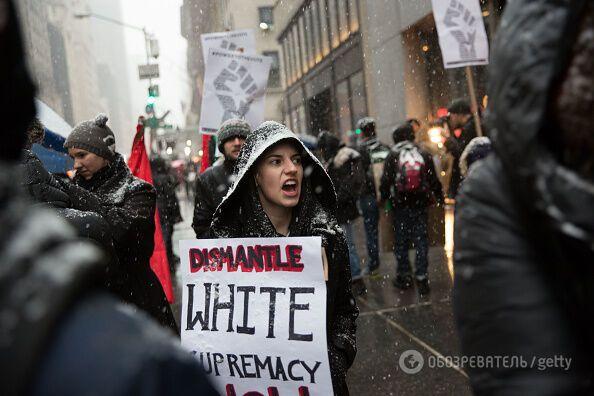 В США вспыхнул массовый протест против Трампа