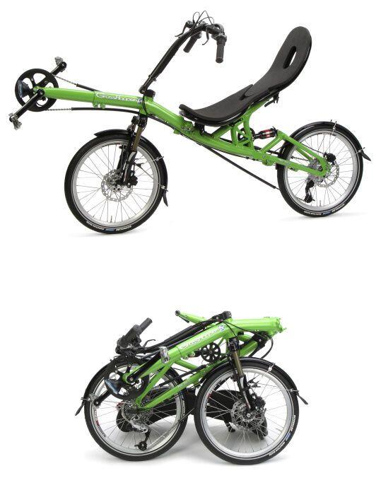 Велосипед трансформер.