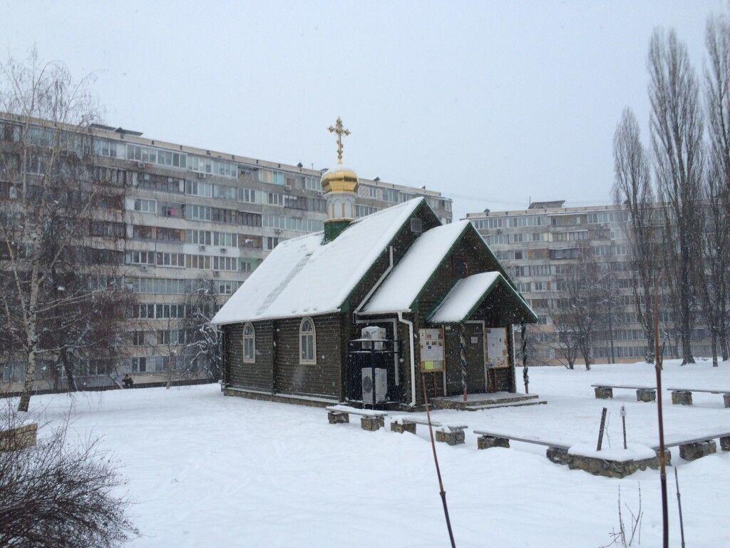 Не обошлось без чуда: в Киеве чуть не сожгли храм УПЦ МП