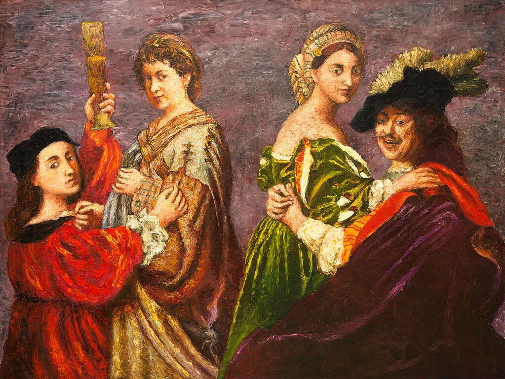 В Івано-Франківській області вперше відбудеться масштабний благодійний аукціон творів мистецтва