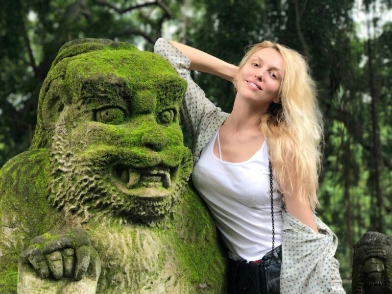 Сказочное Бали: украинские звезды похвастались фигурами в бикини