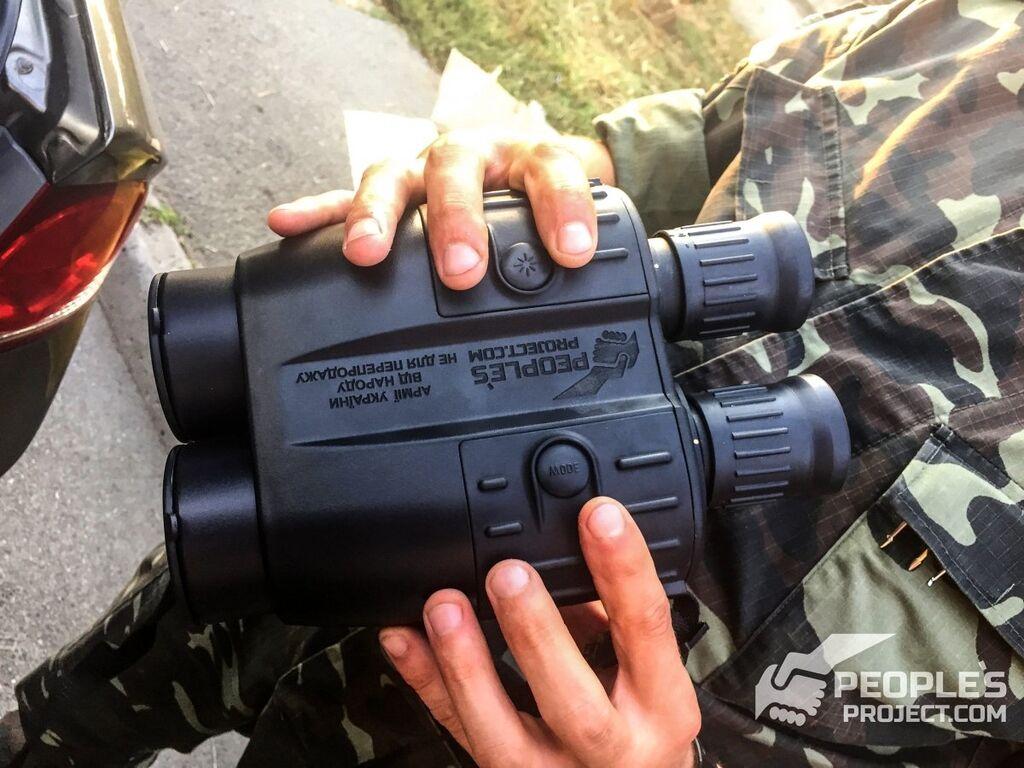"""""""Приречені на перемогу"""": волонтери розповіли про життя бійців у гарячій точці Донбасу"""