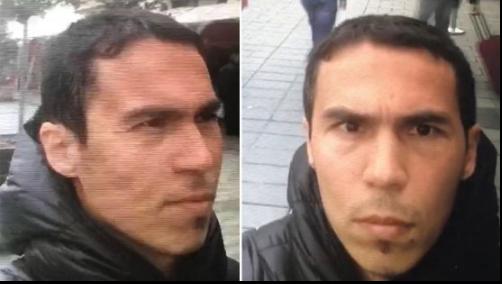 Новогодний расстрел в Турции: появились фото и видео задержания террориста