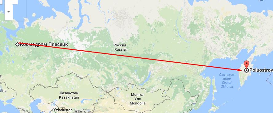 Россия испытала межконтинентальную ядерную ракету
