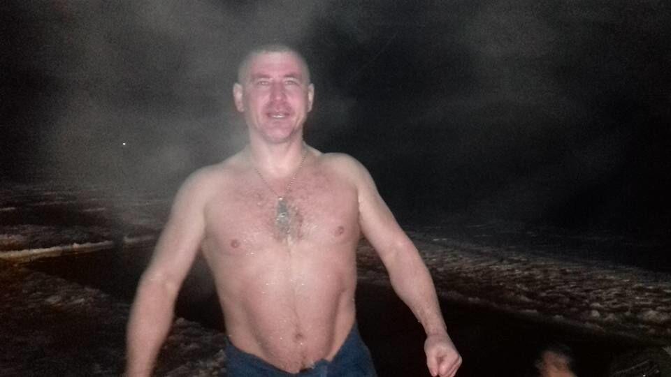 Під носом у бойовиків: бійці легендарної бригади купалися на передовій